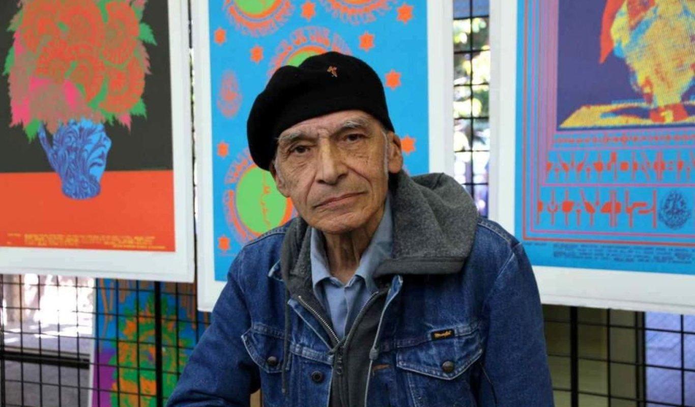 Víctor Moscoso, hijo y superviviente de la contracultura con apellido gallego