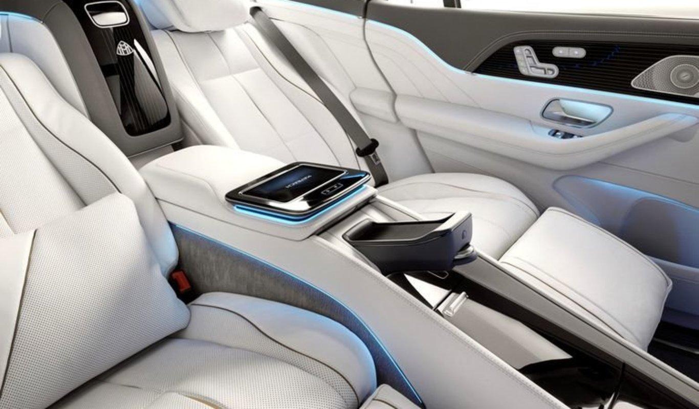 Mercedes Maybach Presenta El Nuevo Suv Gls 600 4matic