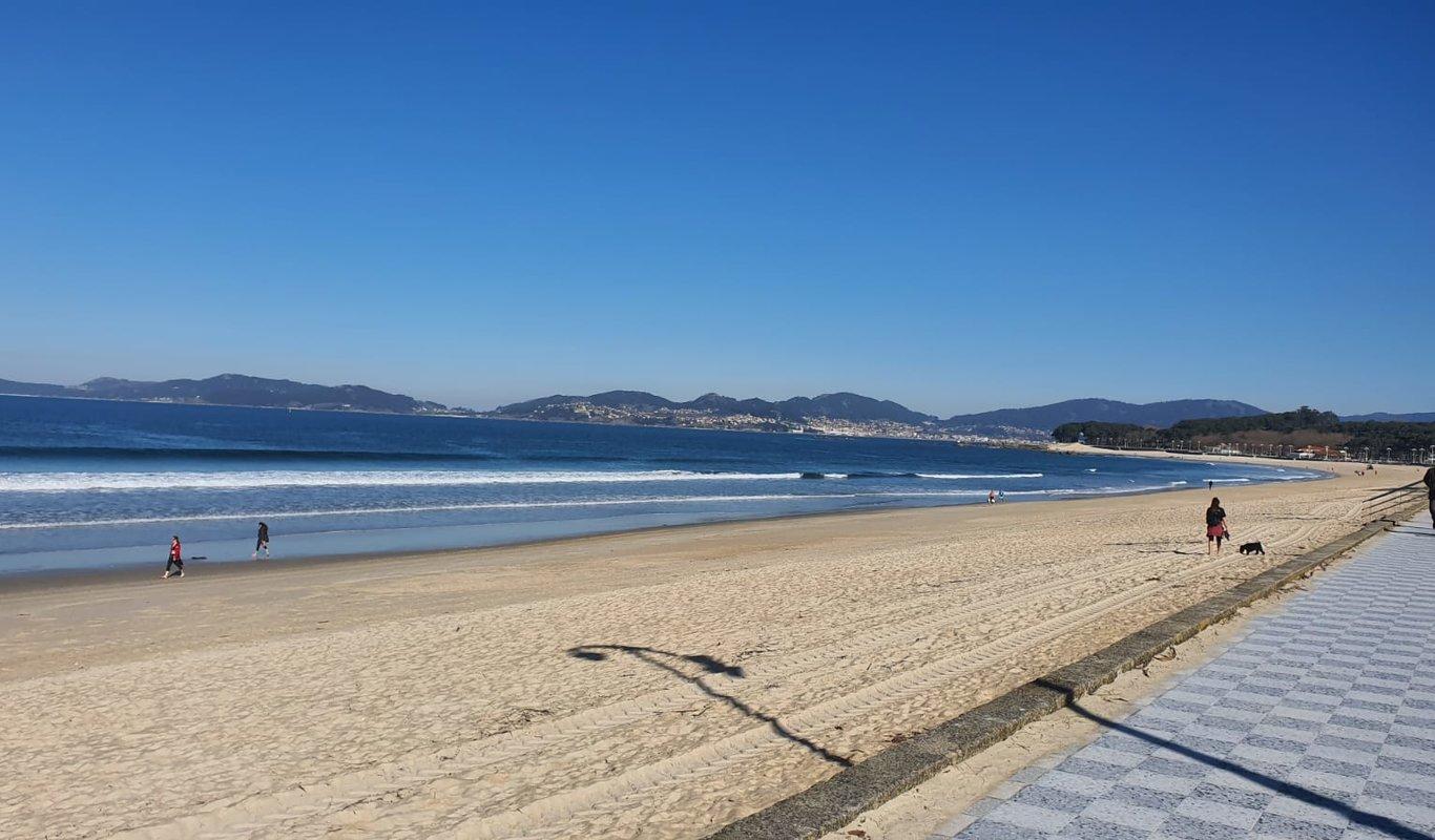 La Playa de Samil // JV Landín
