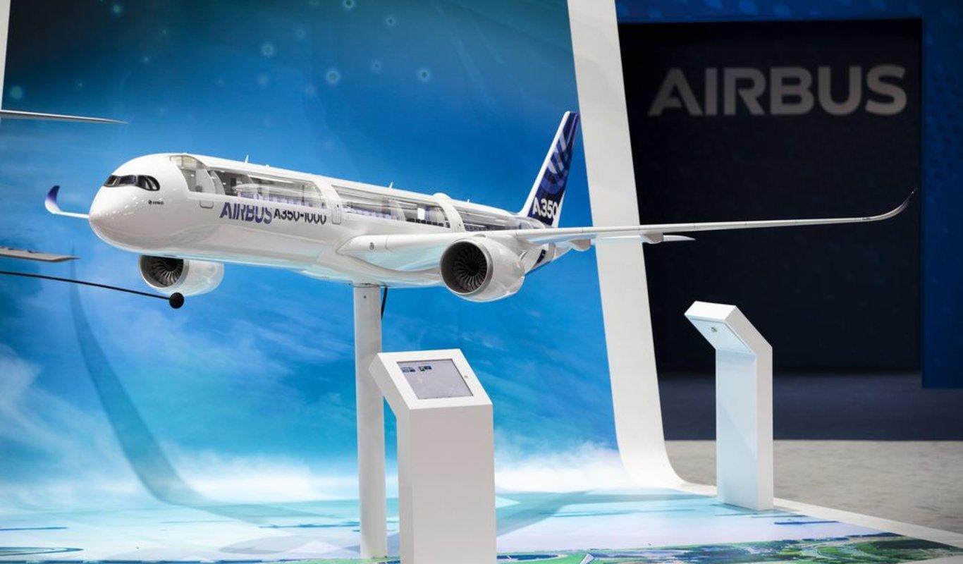 Delta fabrica componentes para el A350, el avión más moderno del mundo, y para el cohete Ariane 6  para el que también trabajó