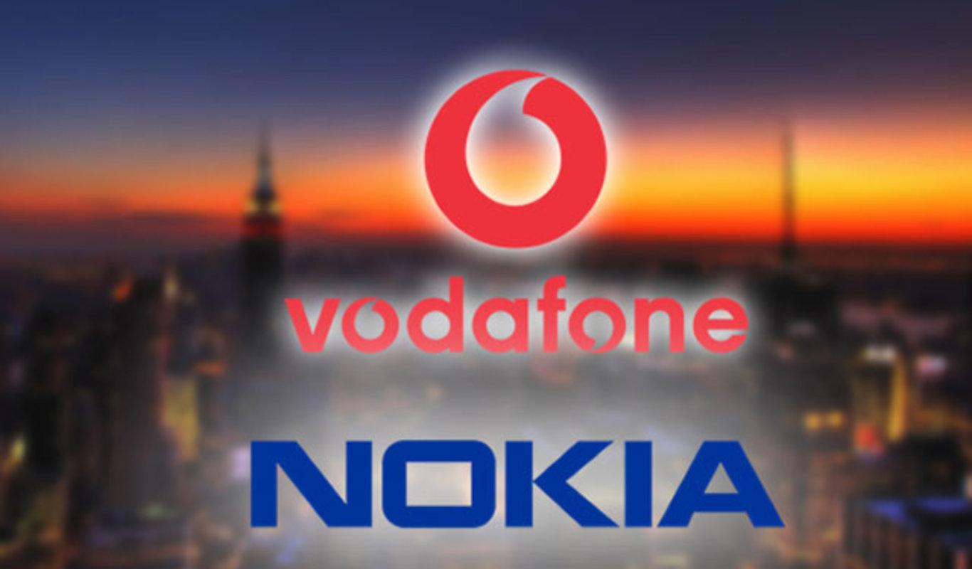 Vodafone y Nokia prueban una nueva tecnología de red de banda ancha de  nueva generación de 100 Gbps