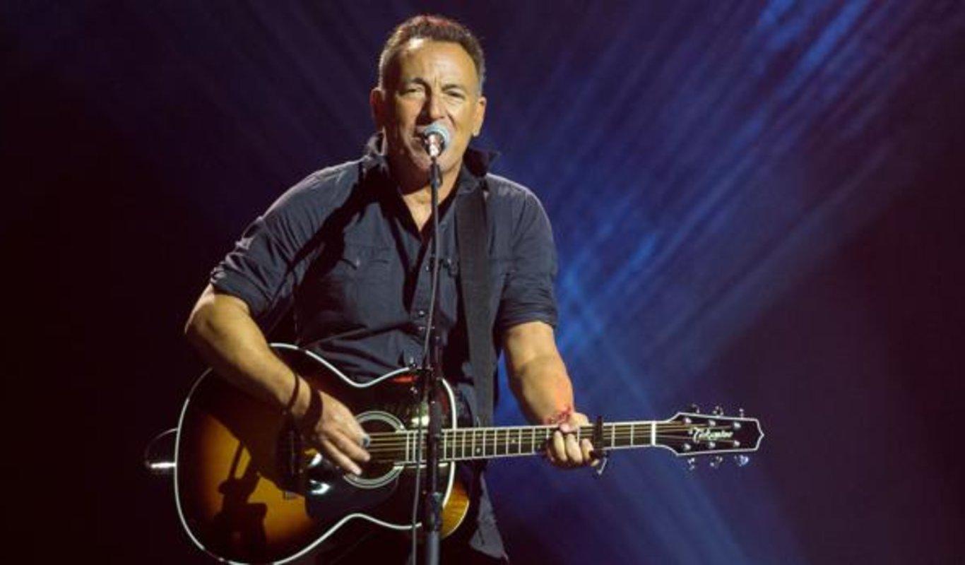Bruce Springsteen publica álbum y estrena documental