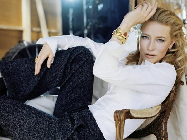 Cate Blanchett Defiende Los Desnudos Del Fotógrafo Bill Henson