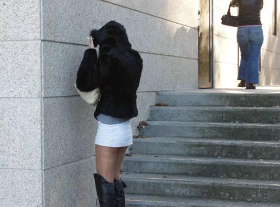 prostitutas nacionalidad prostitución callejera
