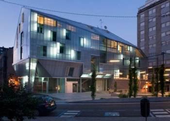 El colegio de arquitectos de galicia premia su sede de - Colegio de arquitectos cadiz ...