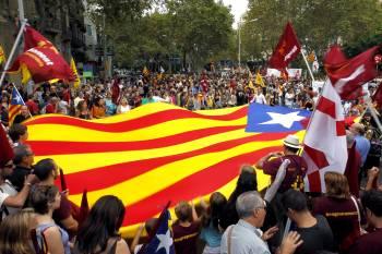 El 48,8% de los catalanes rechaza la independencia y el 41,9% la apoya - Diario Atlántico