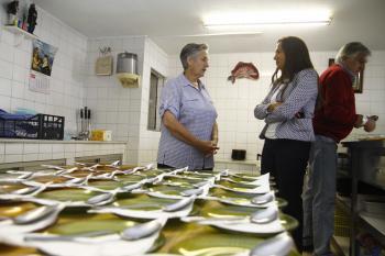 La solidaridad viguesa salva al Comedor de la Esperanza - Vigo ...