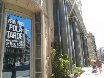 Ncg banco abre desde ma ana 9 oficinas por la tarde en for Evo banco oficinas barcelona