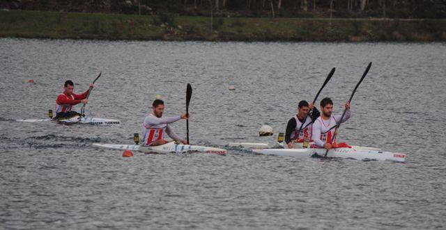 Varios palistas del Kayak Tudense aspiran a subirse al podio en el Nacional que se celebrará en Sevilla.