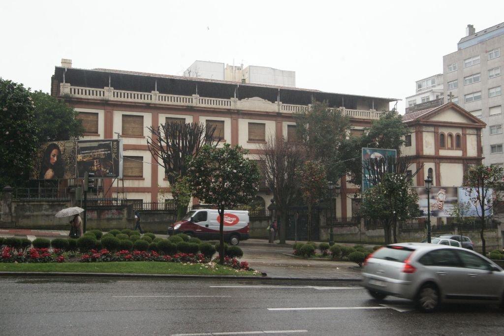 Los arquitectos avalan el derribo completo de cluny vigo atl ntico diario - Arquitectos en vigo ...