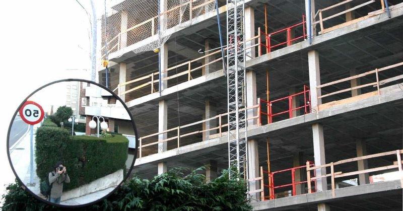 Vigo y la provincia perdieron m s de empleos en la for Empresas de construccion en vigo