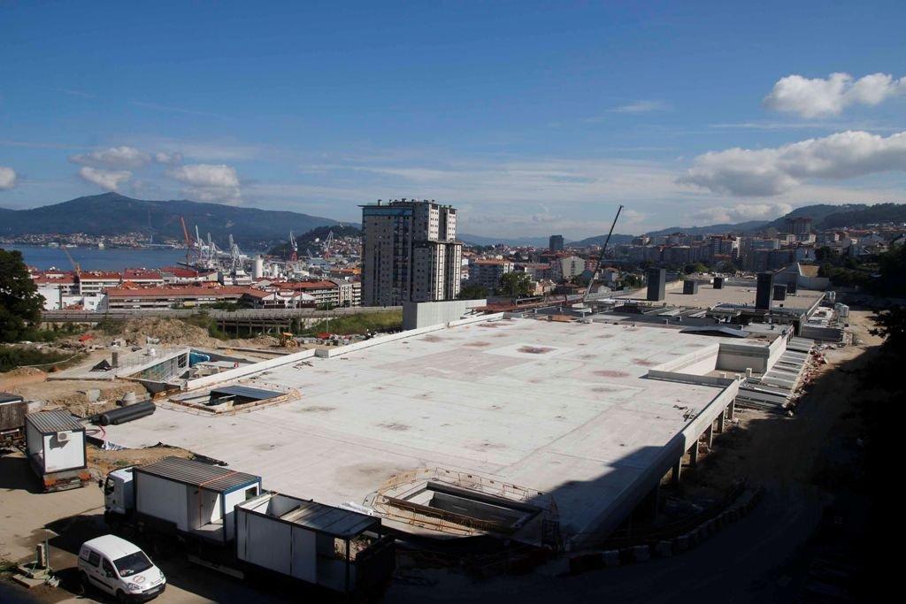 Vigo contar con dos estaciones de tren para viajeros en for Empresas de construccion en vigo