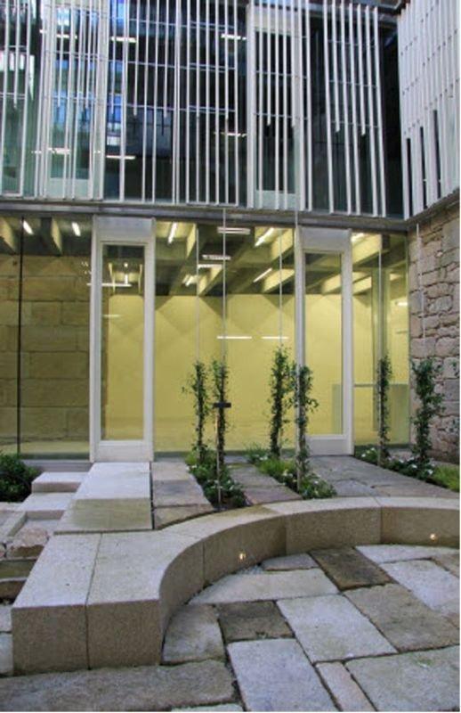 El registro de la propiedad gana el premio de los arquitectos vigo atl ntico diario - Arquitectos vigo ...
