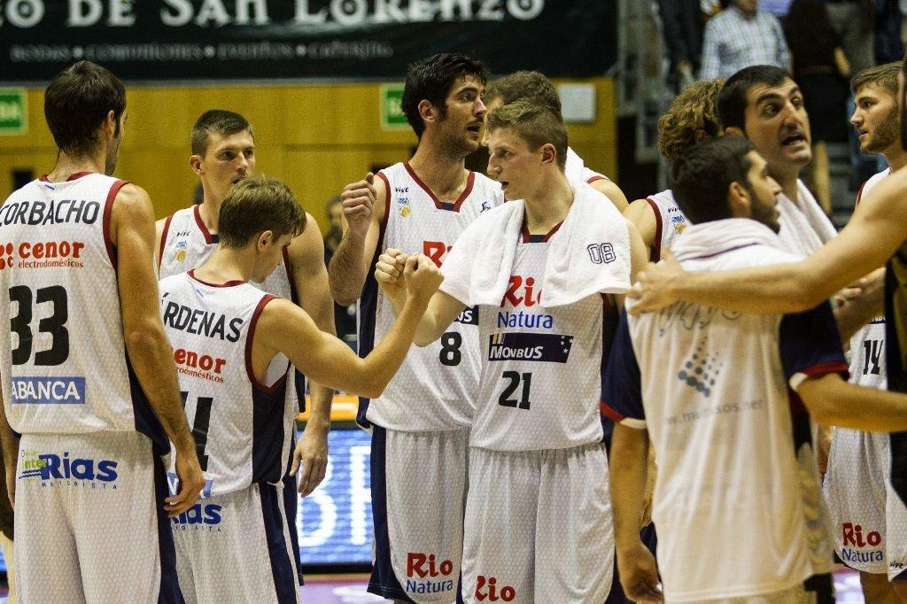 Arranca la liga ACB con el Obradoiro como primer lider