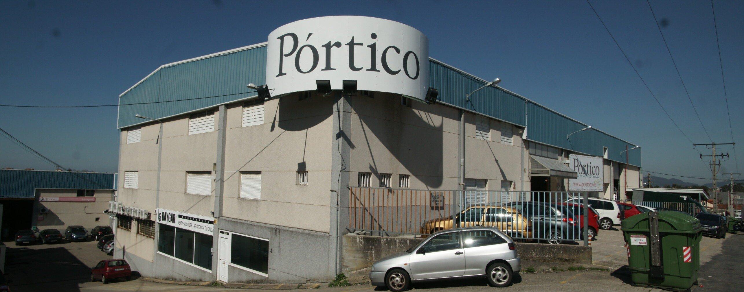 El juez da 15 d as para presentar el plan de liquidaci n for Portico vigo catalogo