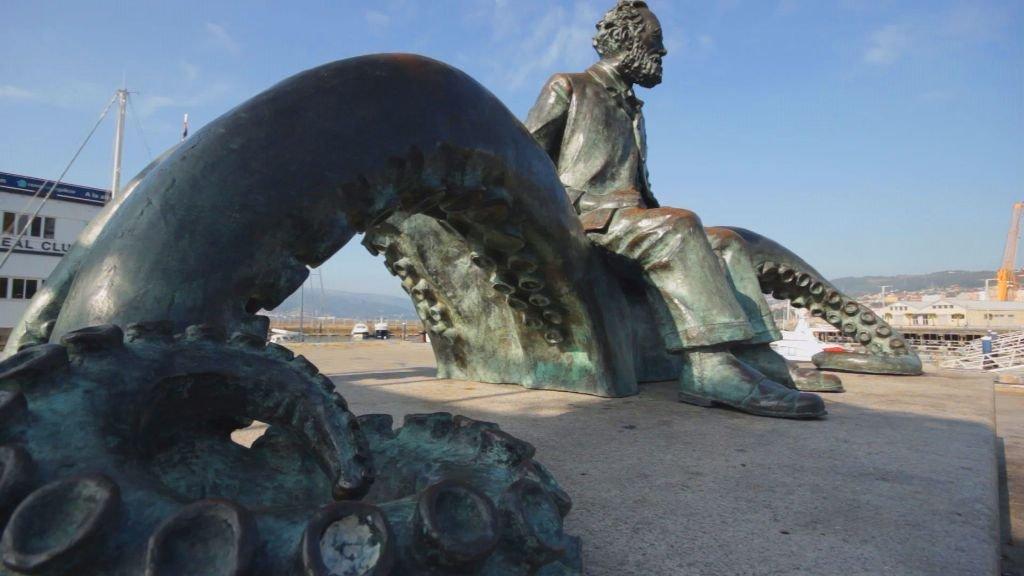 """Julio Verne perpetuó el nombre de Vigo en la literatura al incluirlo en """"20.000 leguas de Viaje submarino"""""""
