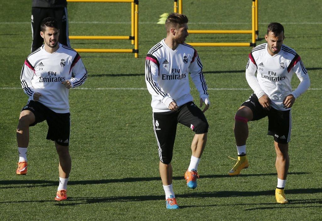 Un Madrid sin Isco ni Modric y con  Illarra  - Deporte Local ... 375a9d97986bb
