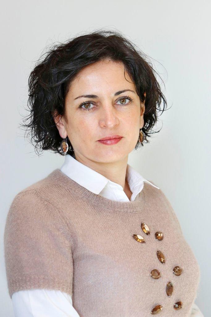Sandra González leva seis anos como alcaldesa de Tomiño. - 2015020609581596201