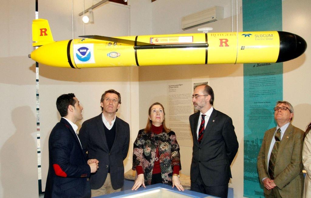 La Casa de la Navegación de Baiona fue inaugurada ayer con presencia del  titular de la bf0b946fb8c