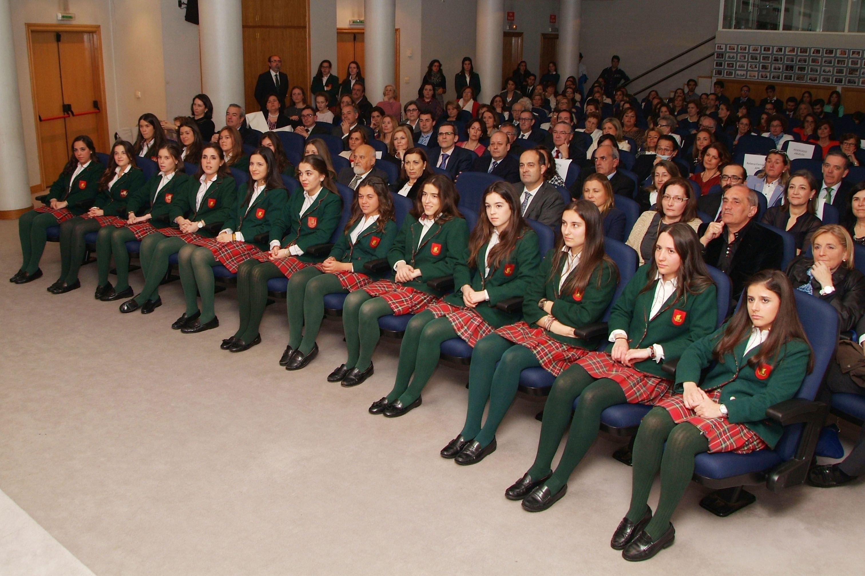 Acacias anima a sus alumnas a cambiar el mundo vigo - Colegio monterrey vigo ...