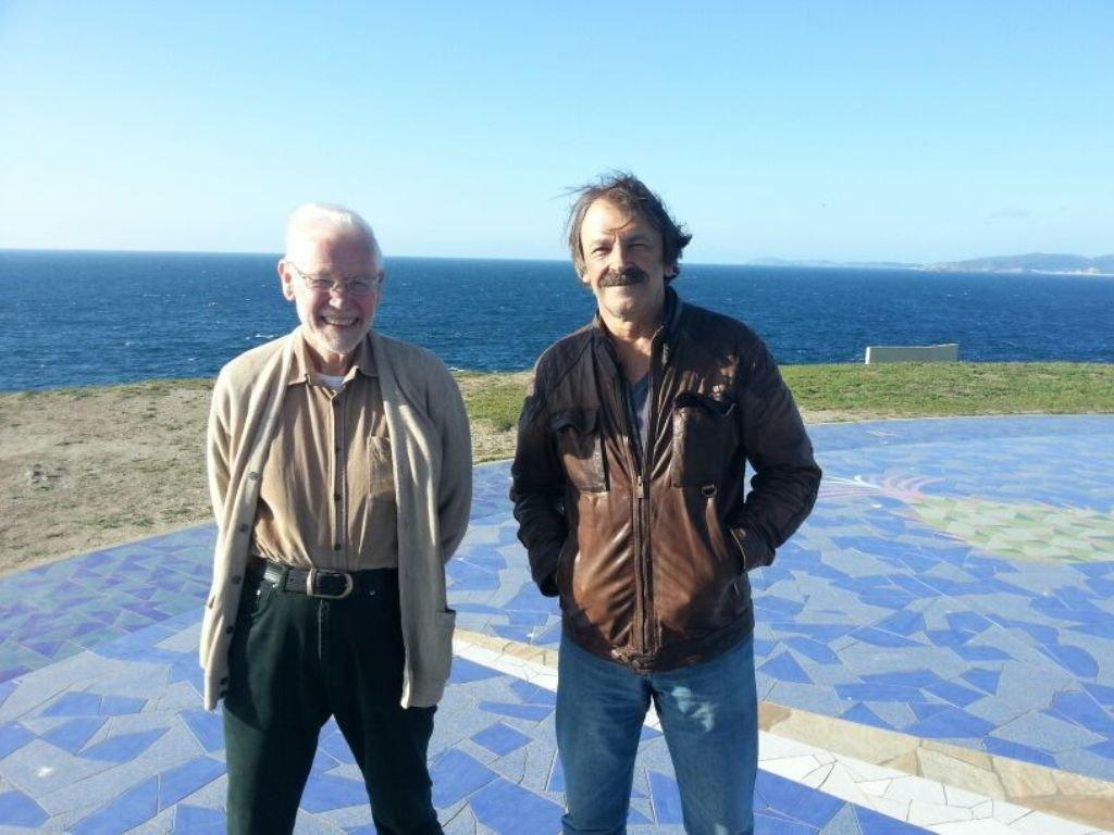 James Durant (Seàmas Ó Direáin) y Martín Fdz.