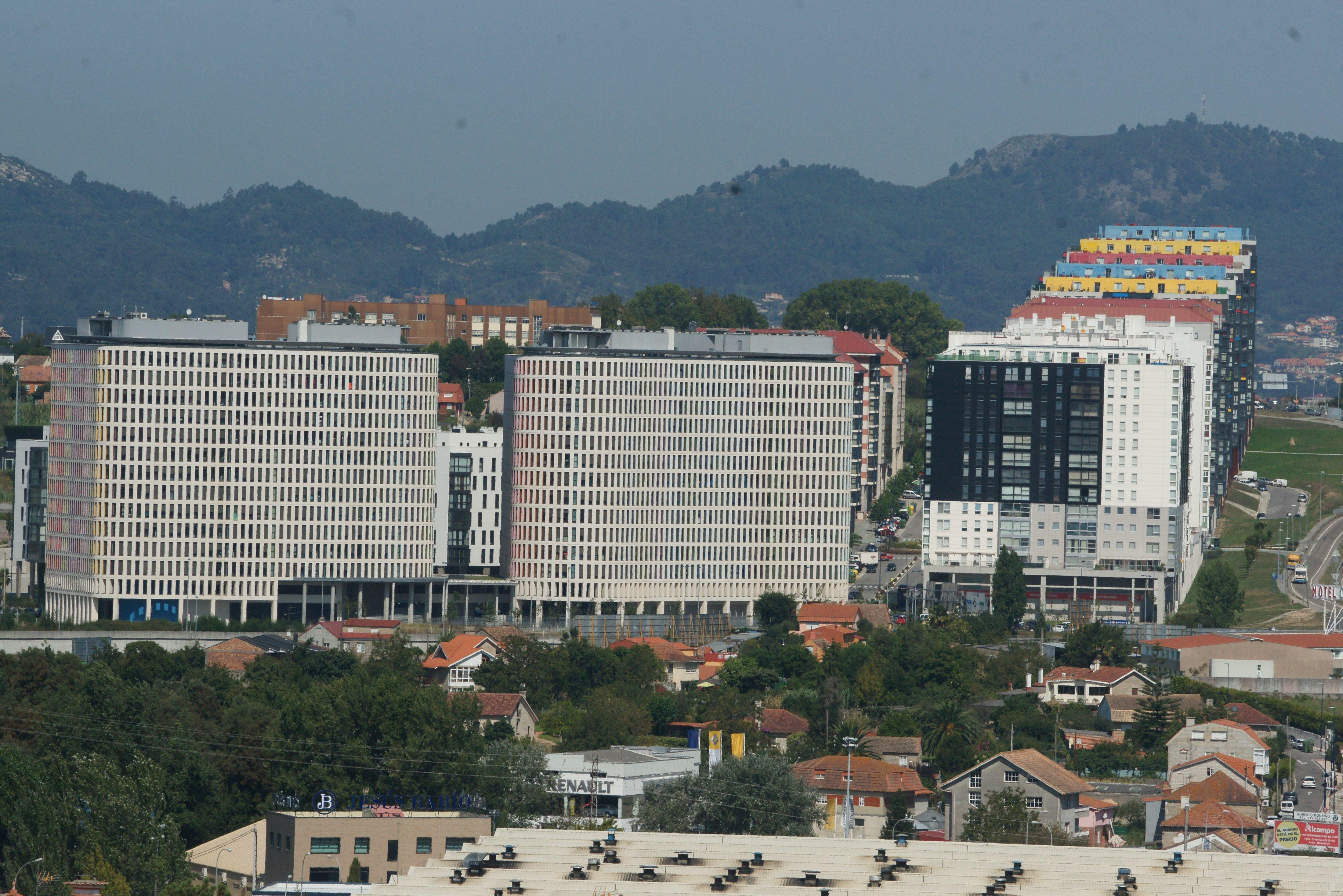 El edificio donde muri una mujer fue denunciado al coag vigo atl ntico diario - Arquitectos vigo ...