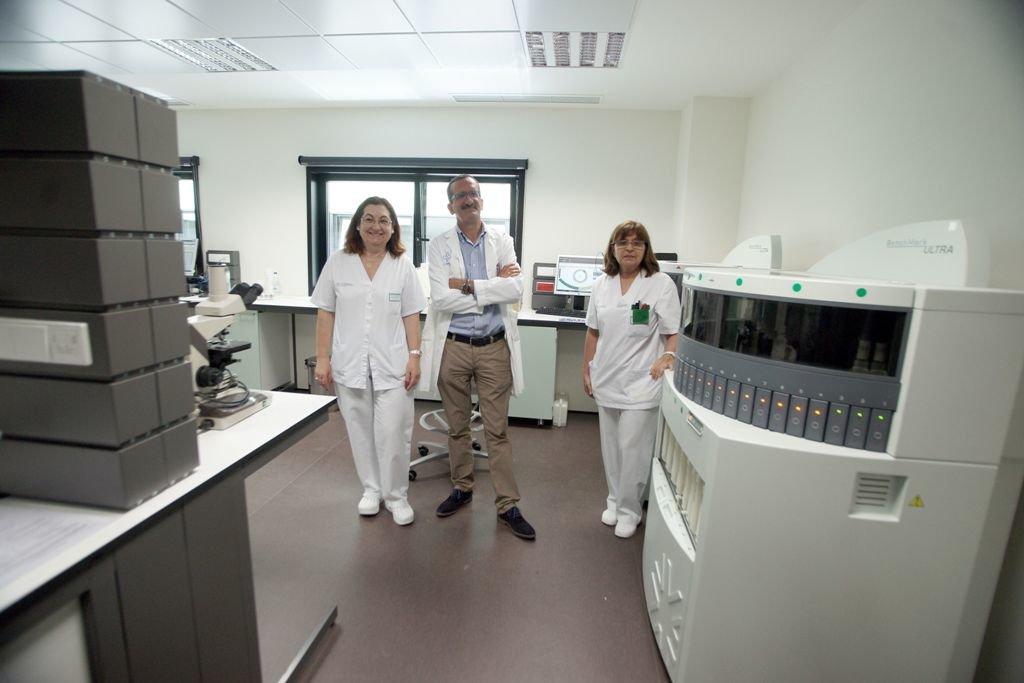 Anatomía Patológica abre con 12 laboratorios y una sala de autopsias ...
