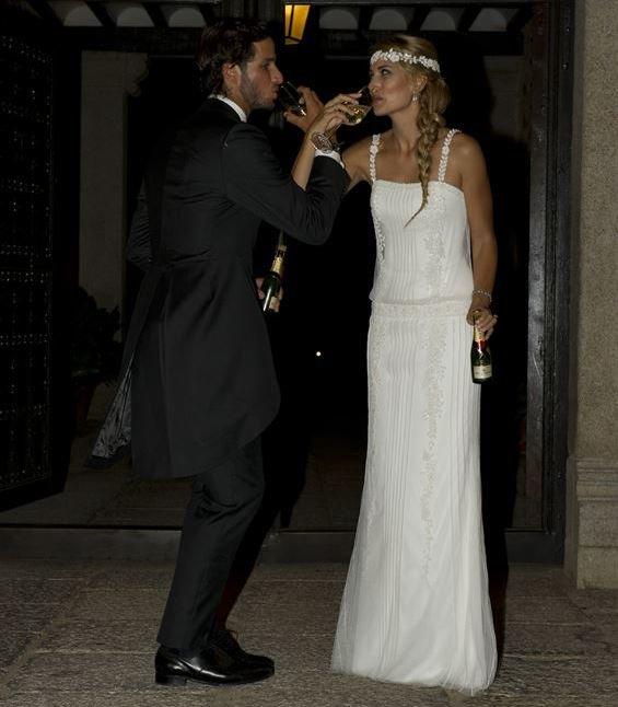 alba carrillo y su boda con feliciano lópez - gente - atlántico diario