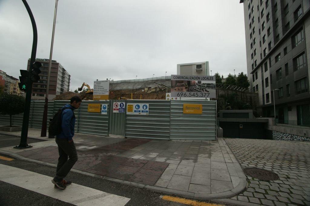 Mascato pone en marcha un centro comercial en pizarro for Empresas de construccion en vigo