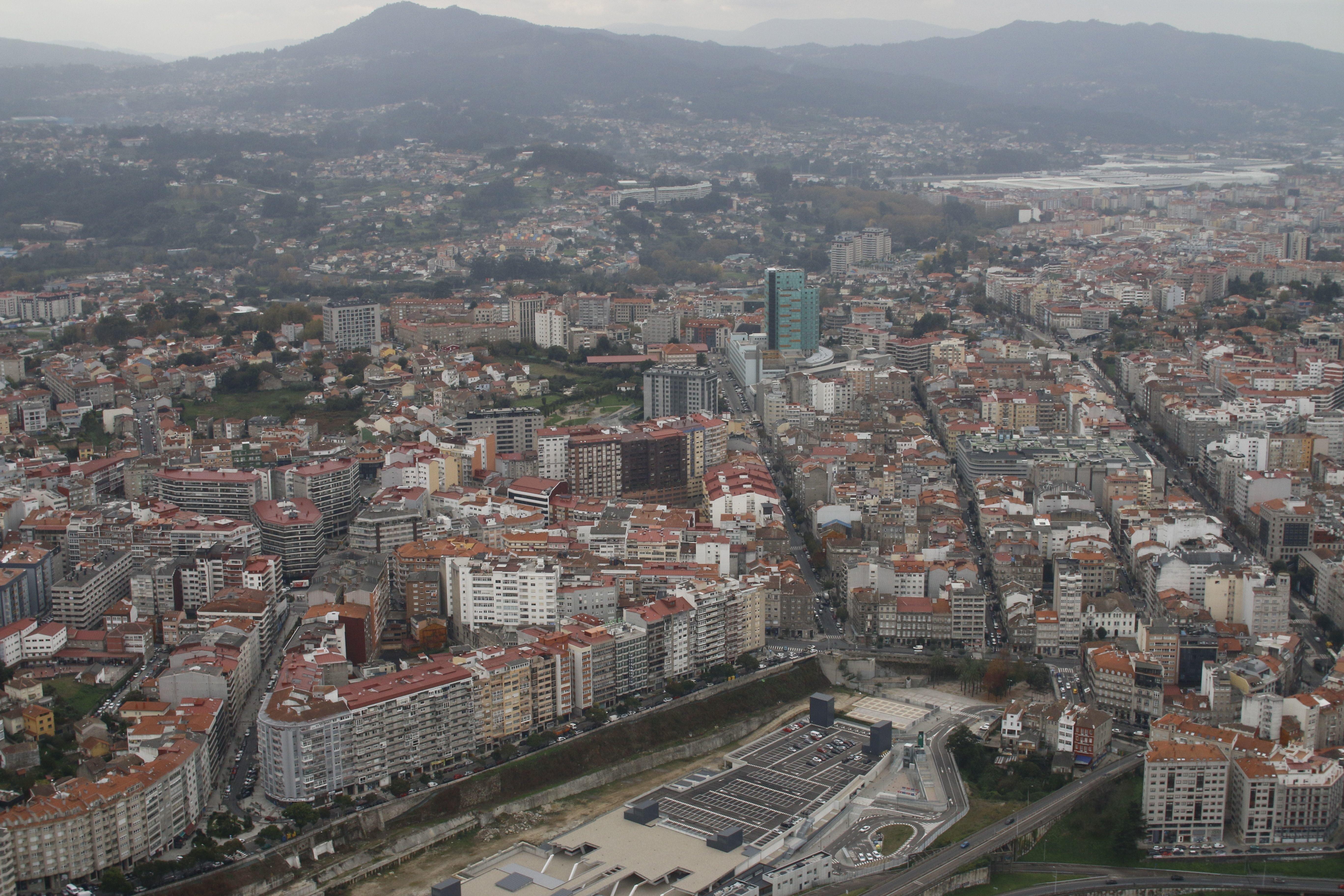 Vigo lidera la subida de los alquileres de pisos en espa a for Empresas de construccion en vigo