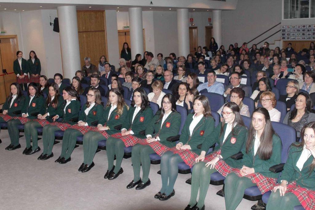 Las acacias gradu a su 44 promoci n de alumnas vigo - Colegio monterrey vigo ...