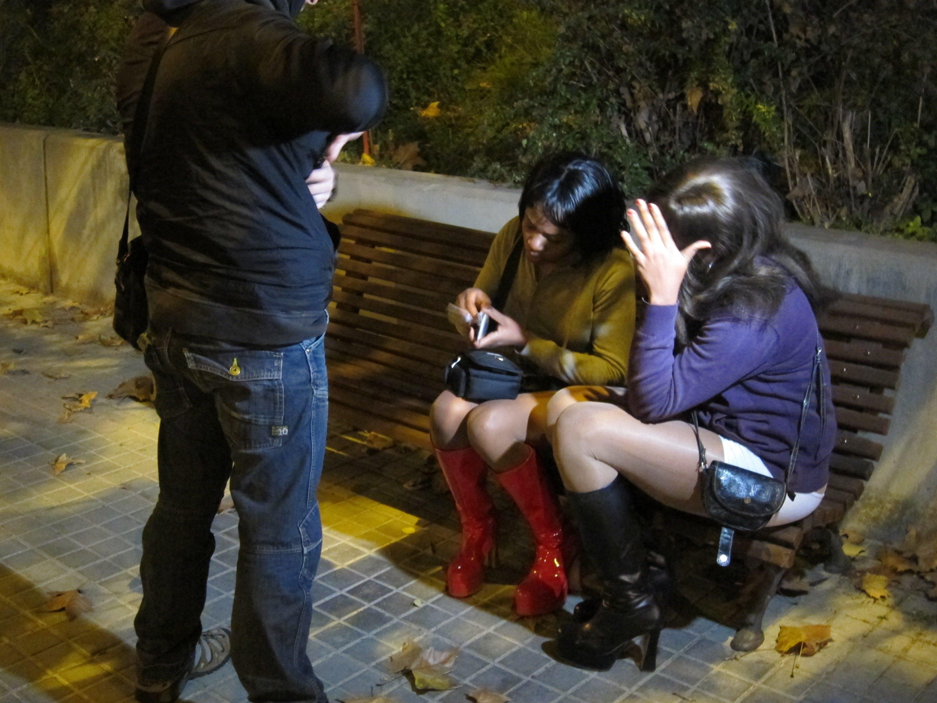prostitutas españa vih prostitutas en vic