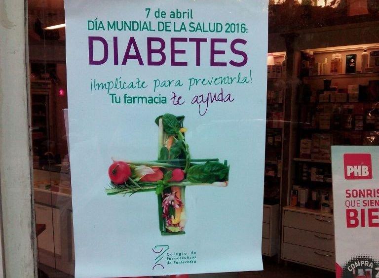 Las farmacias harán test de diabetes a la población - Vigo