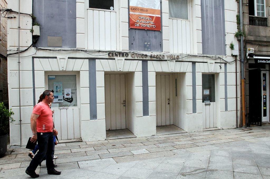 Formaci n y ocio principales servicios en oficinas de for Oficinas banco pastor vigo