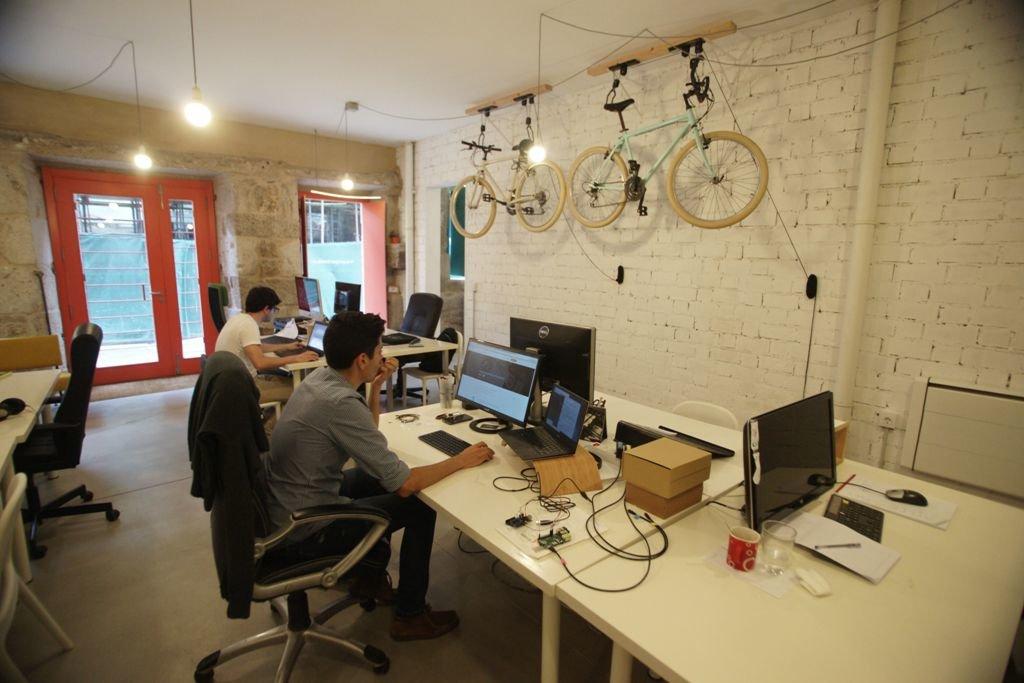 Espacio Nido fue el primer espacio de coworking que abrió en Vigo, tuvo que ampliar tres veces sus instalaciones por la alta demanda.