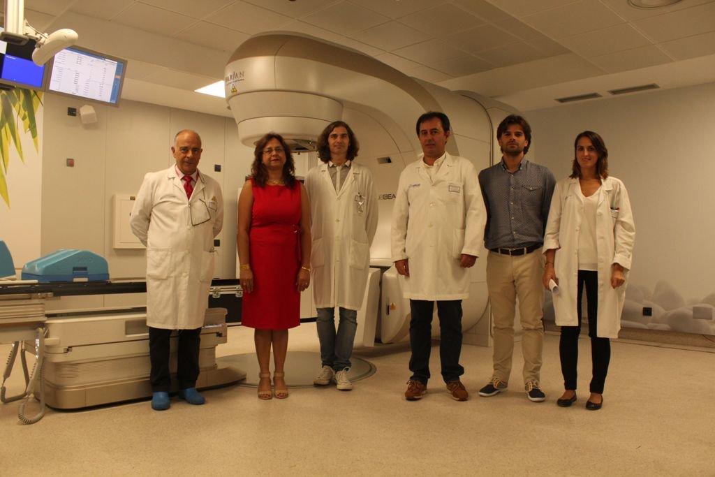 Vigo coopera con Nueva York en investigación radioterápica - Vigo ...