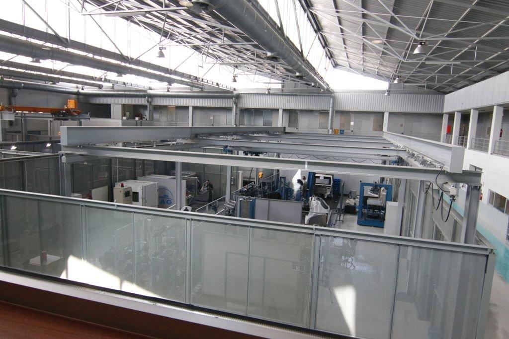 Las empresas centralizan en vigo la innovaci n de la - Empresas de construccion en vigo ...