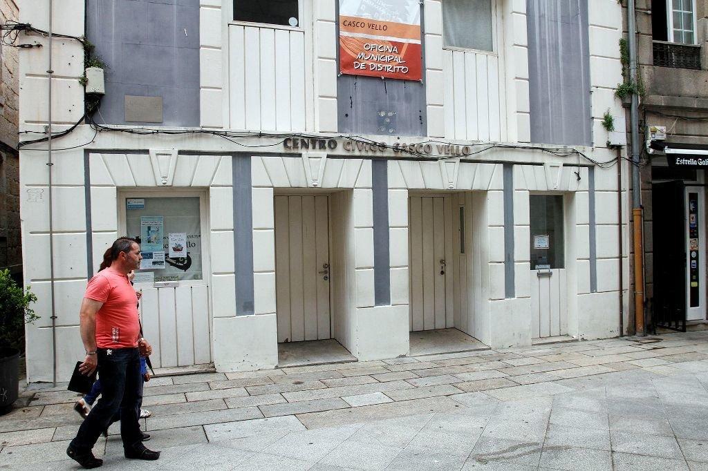 La descentralizaci n municipal da otro paso vigo atl ntico diario - Oficina municipal del taxi ...