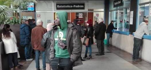 Vigo perdi habitantes en 2016 seg n anota el for Oficina empadronamiento