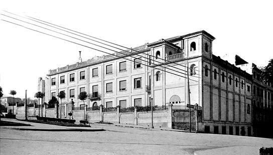 Antonio cominges el arquitecto infravalorado vigo atl ntico diario - Arquitectos en vigo ...