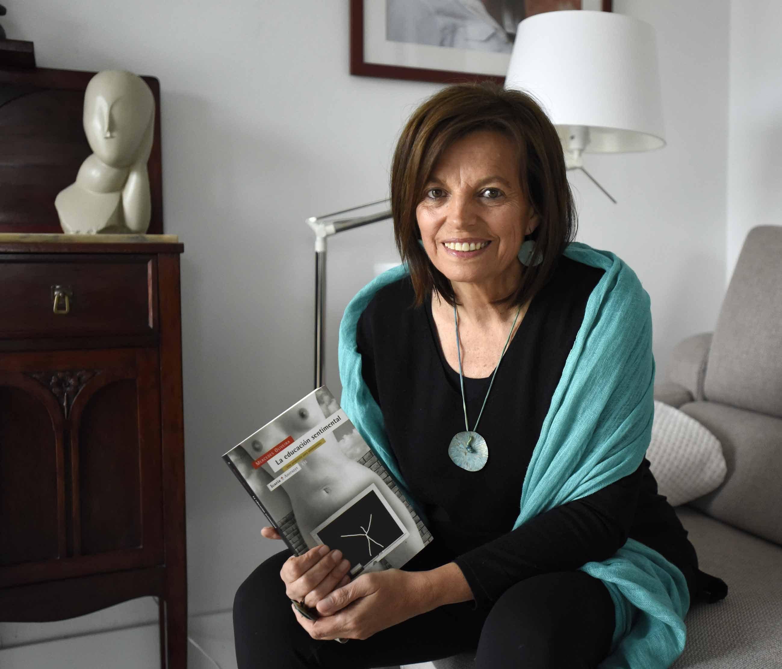Mercedes Oliveira fue propuesta Viguesa Distinguida por Marea.
