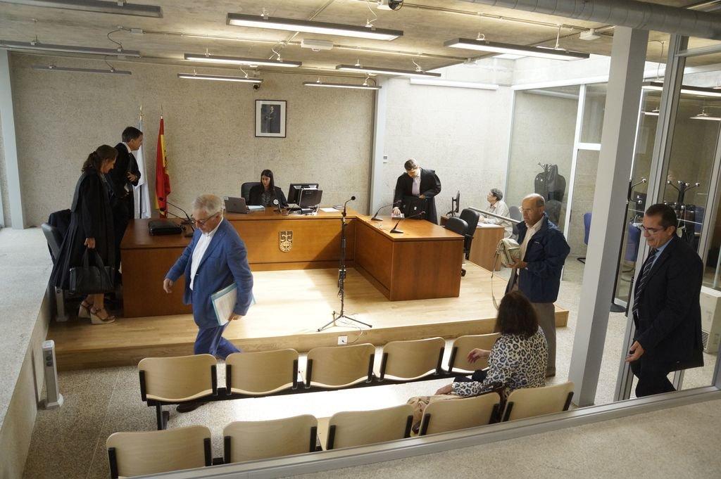 El juez decano pide un segundo juzgado de cl usulas suelo for Ultimo clausula suelo