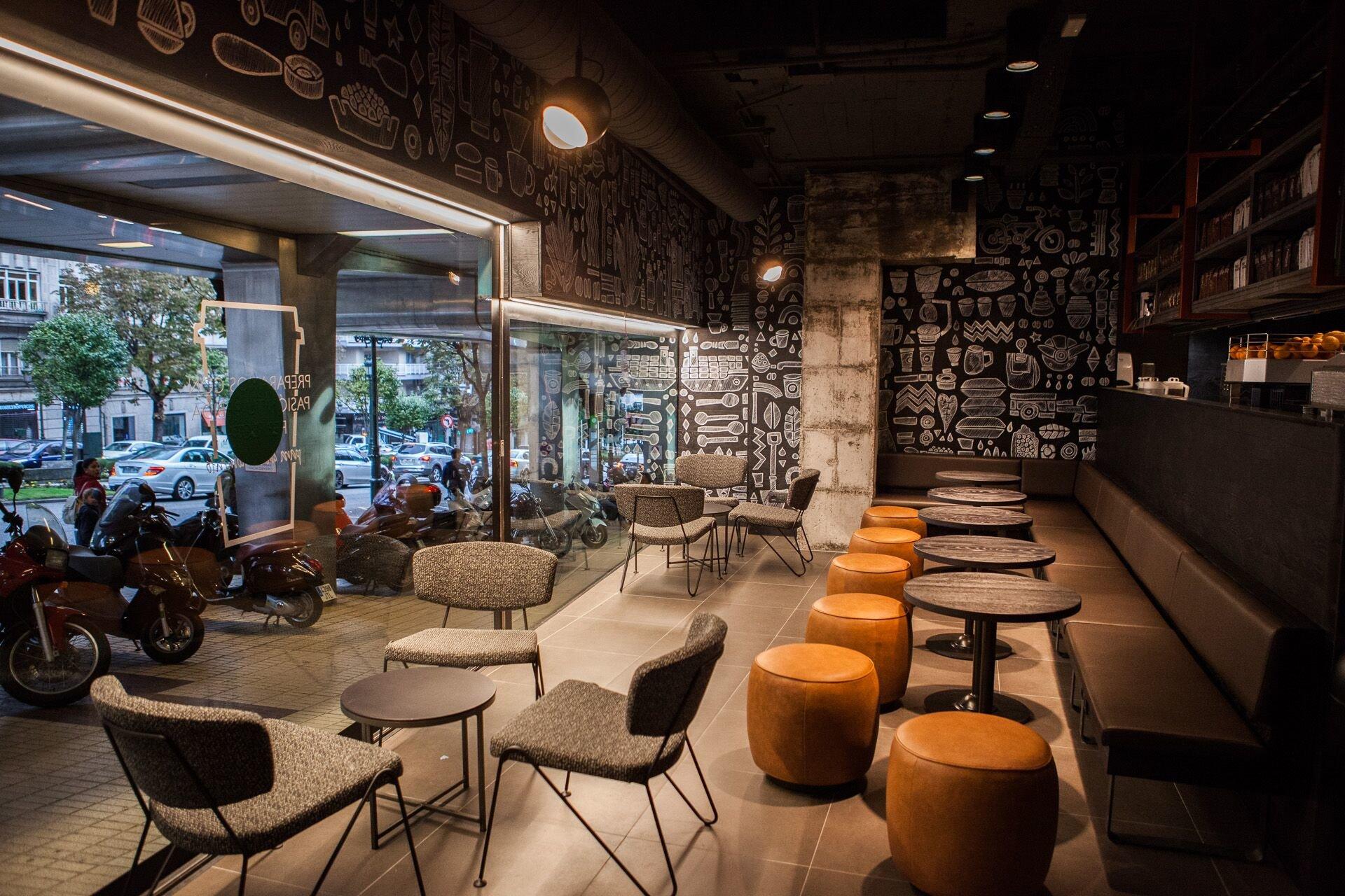 Starbucks inaugura su primera tienda en vigo vigo for Portico vigo catalogo