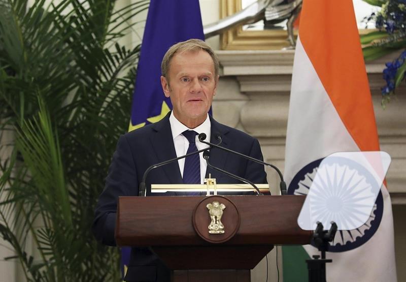 Presidente consejo europeo pide a puigdemont que no for Presidente del consejo europeo