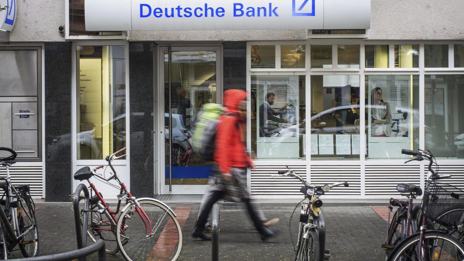Deutsche bank cancela el plan para vender su filial for Sucursales banco de espana madrid