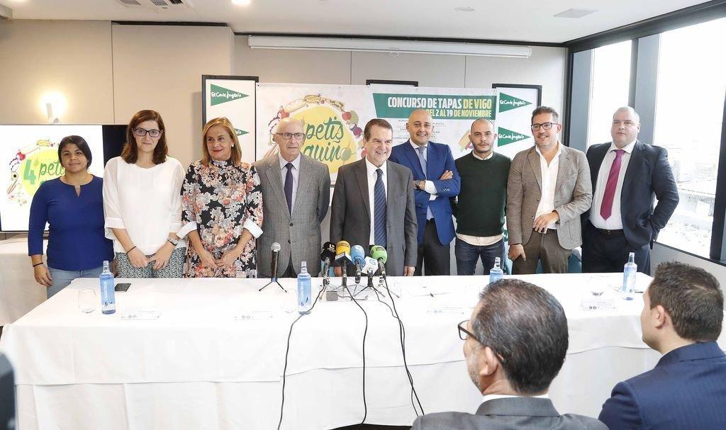 Vigo acoge la gran gala de la hosteler a de pontevedra agenda atl ntico diario - Material de oficina vigo ...