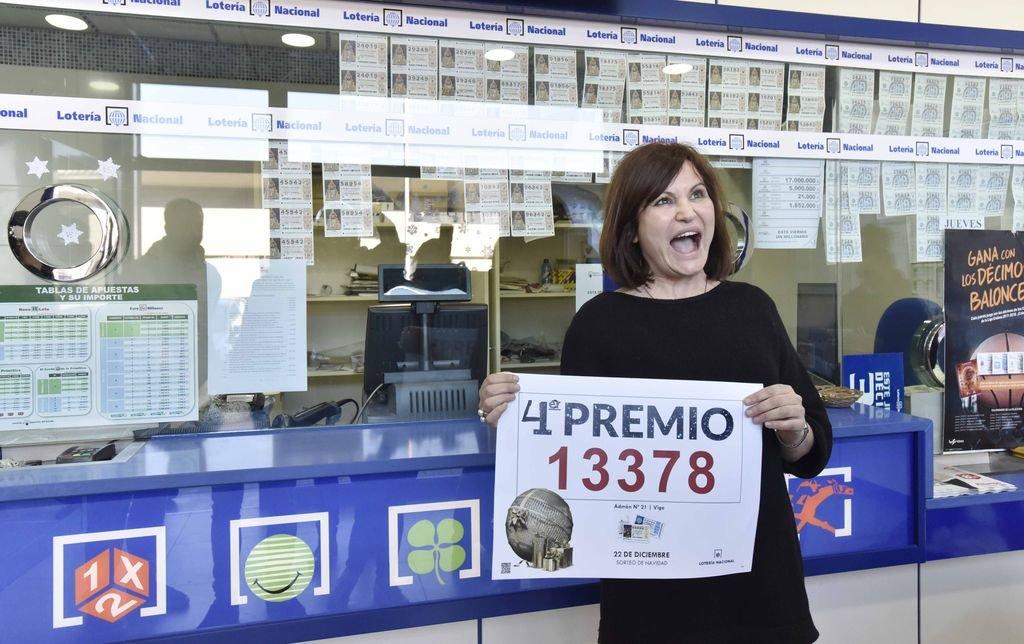 Un cuarto dejó 200.000 euros en Vigo como premio a la ...