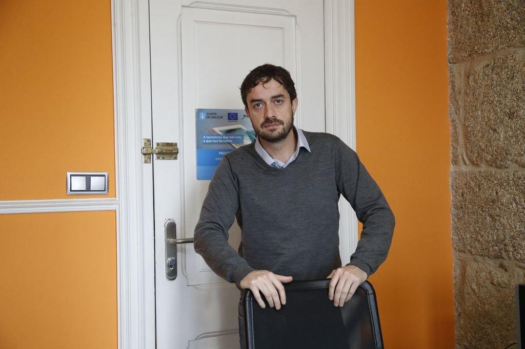 Fernando López Mera es presidente de la asociación gallega de ingenierías.