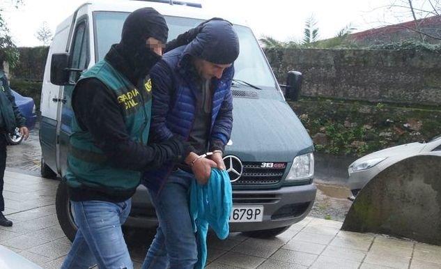 Servicio burdel drogas en Vigo