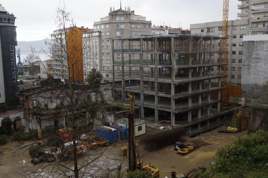 Empresas de vigo realizaron el 7 de obra p blica gallega for Empresas de construccion en vigo